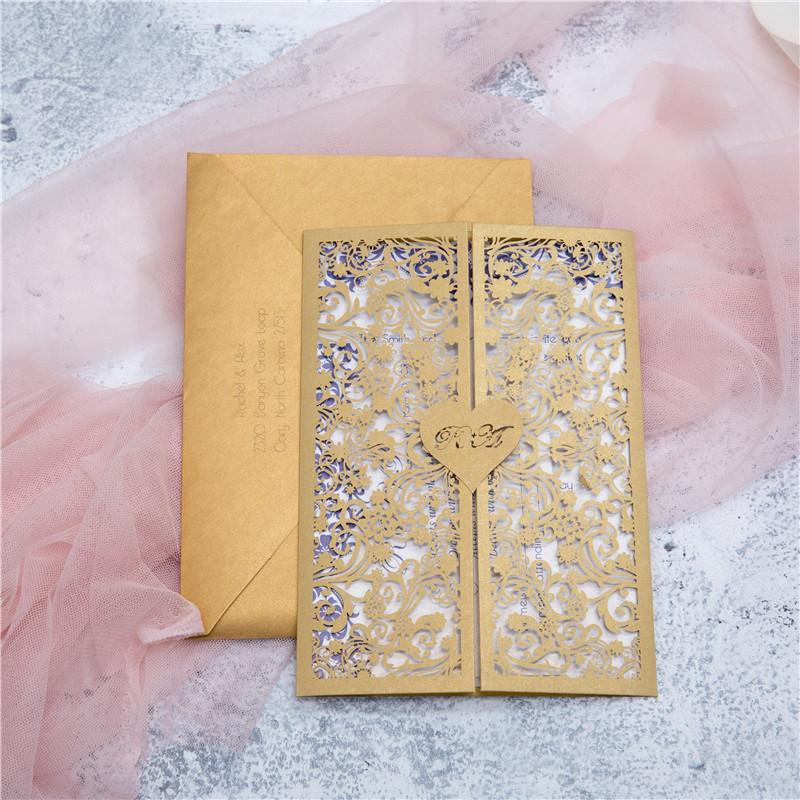 Lasercut Hochzeitskarte Herz Mit Namen Wpl0148 Wpl0148 0 00